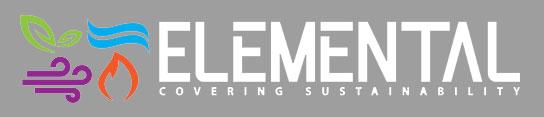 Elemental: Covering Sustainability logo