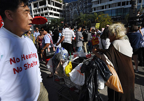 Protesters Killed A Plan For A Koreatown Homeless Shelter